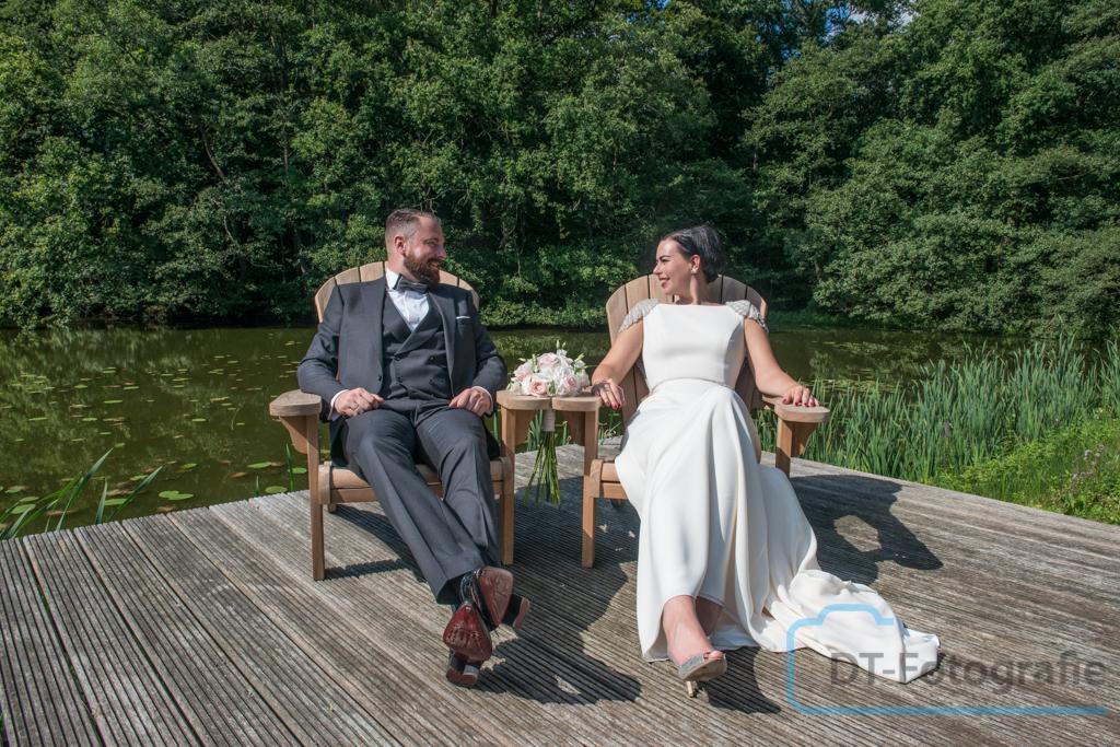 Huwelijk Rene & Danielle